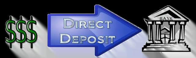 direct-deposit